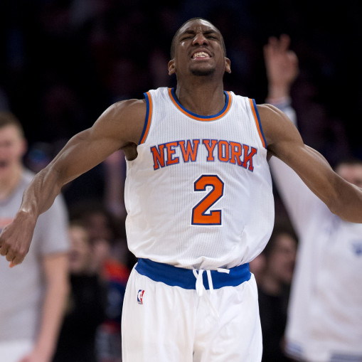 Langstonas Galloway triumfuoja