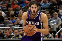 """Kings"" prarado Casspi"