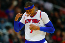 """Knicks"" nepraranda vilties Anthony iškeisti į Love'ą"
