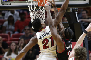 Whiteside'o blokas