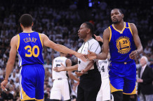 """Warriors"" – viena koja NBA finale"