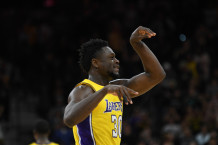 """Lakers"" paleistas Randle'as sutarė su ""Pelicans"""