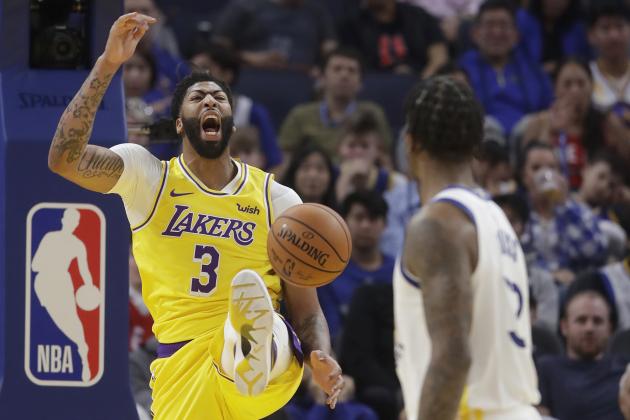 Warriors Schedule 2020.Po Krepsiais Dominavusi Lakers Sudavė Skaudų Smugį
