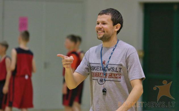 Giedrius Žibėnas sieks atvesti Marijampolės klubą į Lietuvos krepšinio elitą